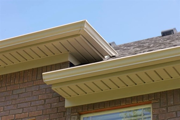 Damaged Soffits and Fascia